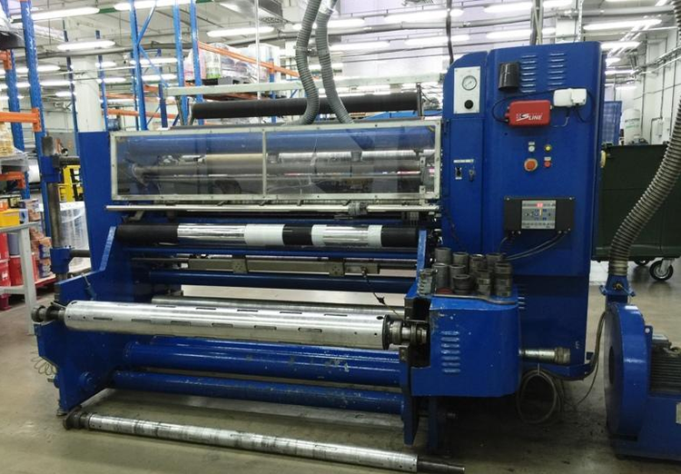 Bielloni Slitter Rewinders Machines 1.500 mm