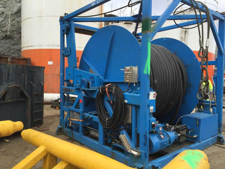 Others Intervention Umbilical Reel Winch