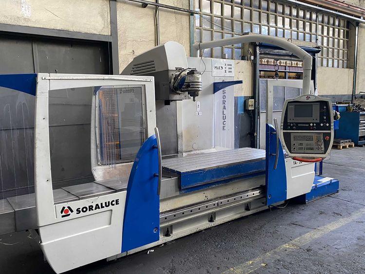 Soraluce Soraluce TA20 Bed Type Milling Machine in Liquidation