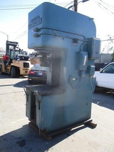 Denison Hydraulic C- Frame Press 50 Ton
