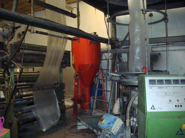 Alpine HS 65 R Blown Film Extrusion