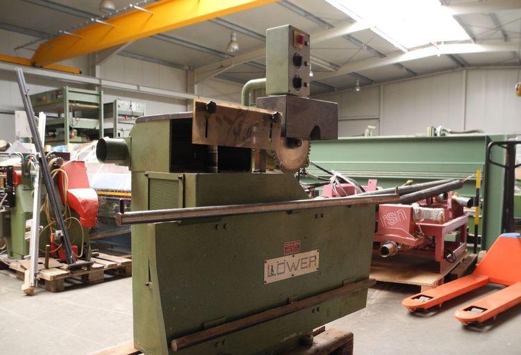 Lower ZA 3000 Tenoning machine