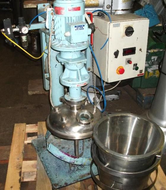 Others Vacuum Mixing Vessel