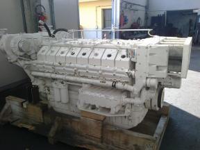 Deutz 16VTBD616 Marine Engine