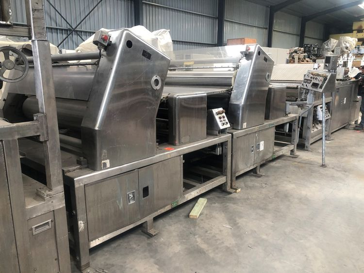 Thomas L Green 60-inch Single Colour Biscuit Sheeting Line