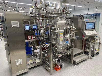 Biolafitte, DCI 200 L Bioreactor