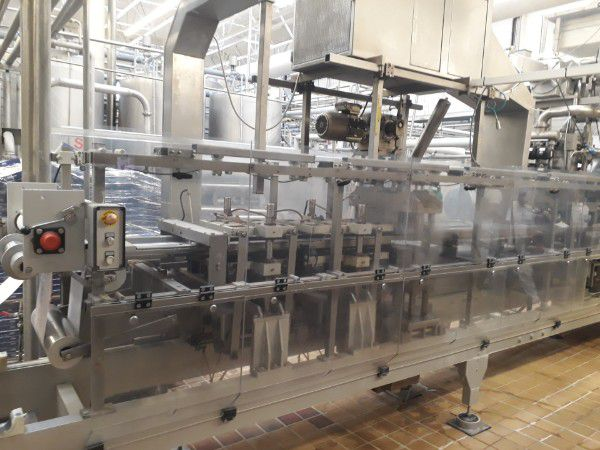 Hassia THM 18/42 Form- Fill- and Seal machine