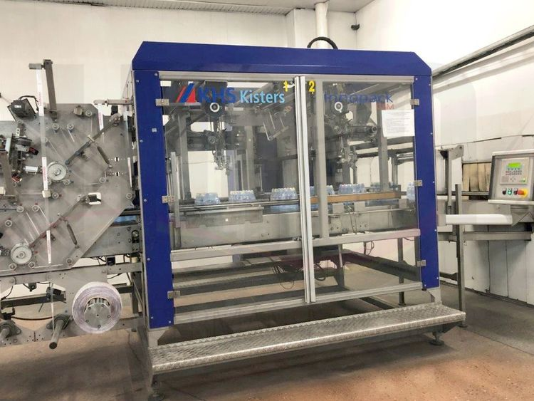 Sig Blomax 8 SII PET FILLING LINE FOR NON-RETURNABLE PET BOTTLES