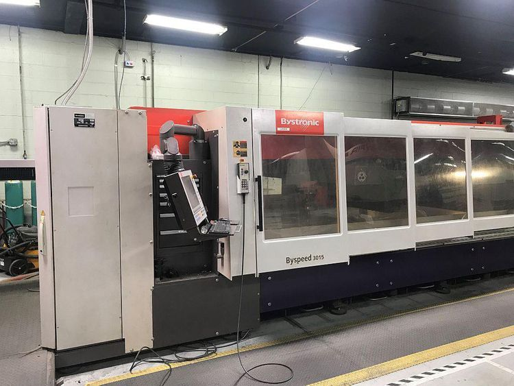 Bystronic Byspeed 3015 Bystronic CNC
