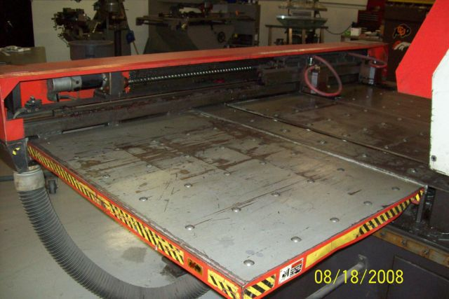 Amada ARIES 245 CNC TURRET PUNCH 22 Ton