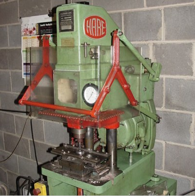 Other 5 It  Single Punch Press