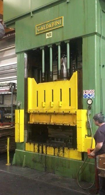 Galdabini Galdabini 400 ton