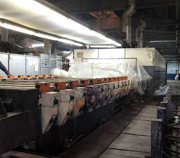 Stork RD IV 260 Cm Rotary Printing