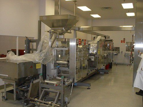 UHLMANN UPS-4  Automatic Blister Thermoforming and Packaging Line