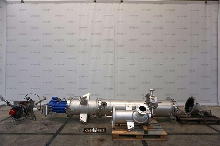Sulzer DV450 / 3 PG Film evaporator