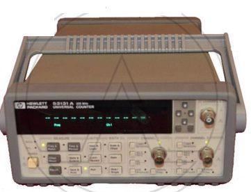 Agilent, Hewlett Packard (HP) 53131A Frequency Counter