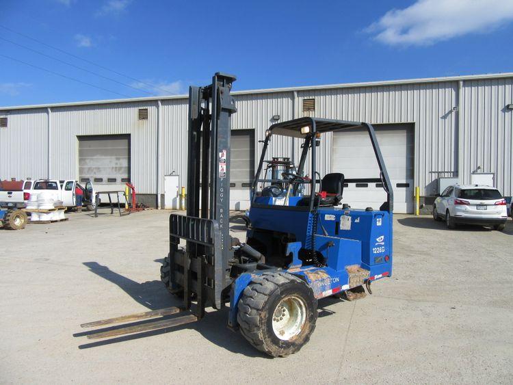 Princeton PB50 Lift Capacity (lbs): 5000
