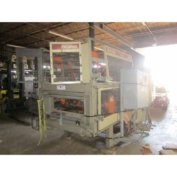Brown CS-4500 Complete Thermoforming Lines