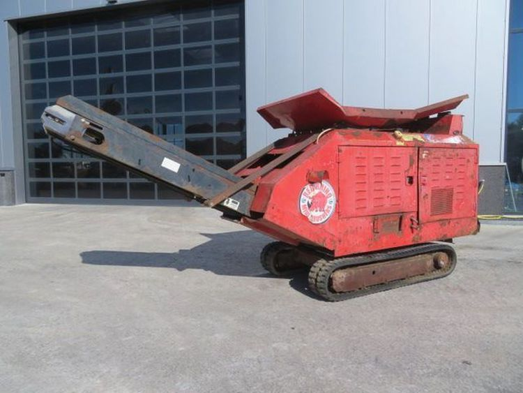 5020T Mini crusher
