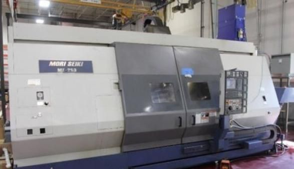Mori Seiki Fanuc Max. 3500 rpm MT-253S/1500 4 Axis