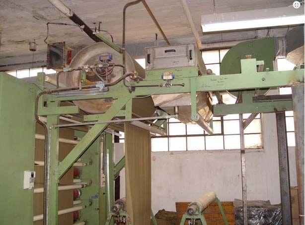 Sperotto rimar SM/8 180 Cm Emerising / Sueding machine