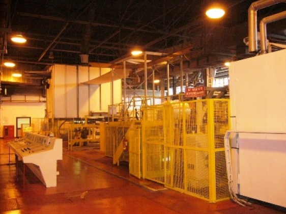 Brückner Blown Film Extrusion Line