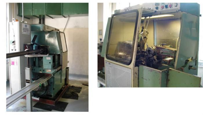 Kovosvit cnc control 4457 rpm A20B 2 Axis