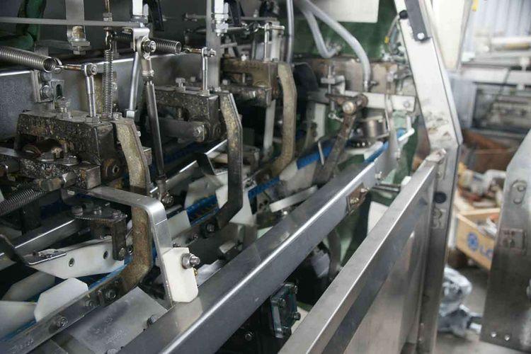 Baader 212CK/182F, Filleting Machine