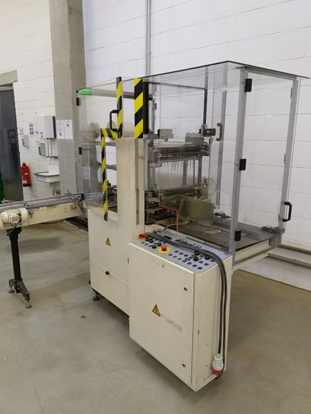 Sollas 17  Overwrapping machine wrapper