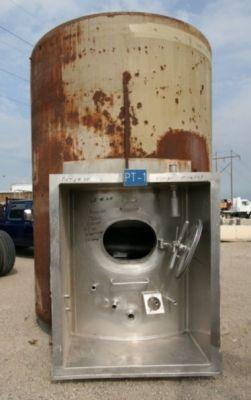Mueller SV Storage Silo 2,500 Gallon