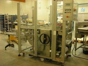 Marden Edwards S4 B150FF 227 x 227 x 33mm and 138 x 136 x 30mm. Carton Overwrapping Machine