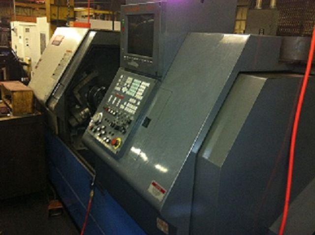 Mazak MAZATROL T-PLUS Max. 3300 rpm QT 30 2 Axis