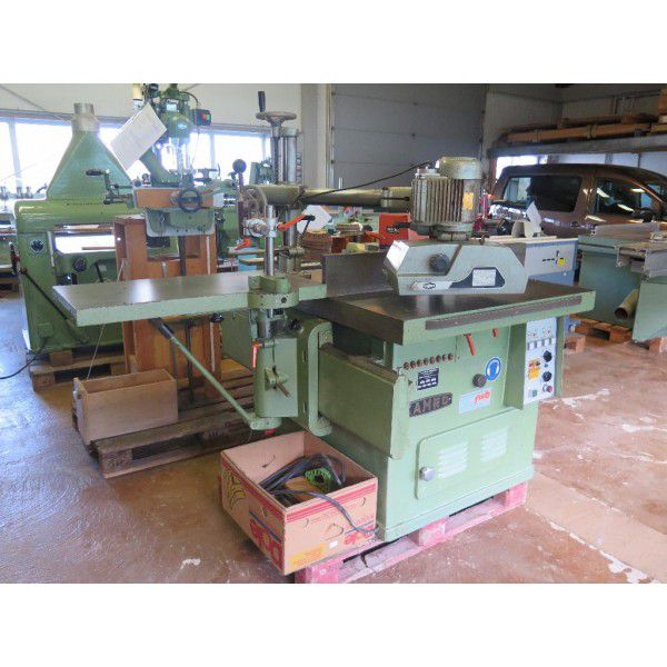 Kamro FMS Spindle router