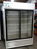 SO-LOW DHF4-45SGD Sliding glass Laboratory and Pharmacy Refrigerator