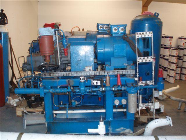 Howden Compressor Station