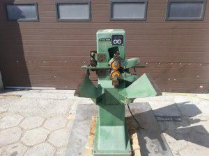 Holzher UF364 Edge milling machine