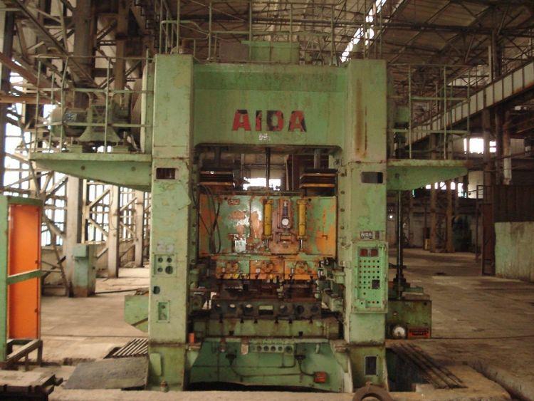 Aida FTO - D20 200 Ton
