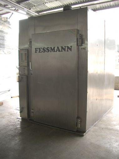 Fessmann T 3000 - 2W/DP11 Smoking chamber