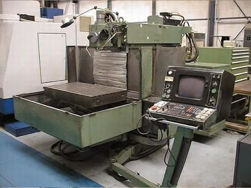 TOS FNG 63 CNC Variable