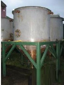 Others Mild Steel Mixing Tank