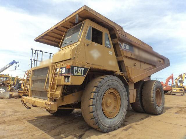 Caterpillar 775B Rigid Dump Trucks