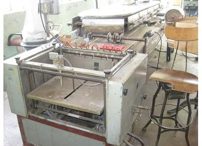 Sulby Compact 2500. Binder Machine