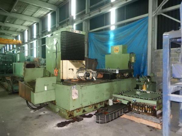 "Anayak FBZ-HV2500 - Horizontal Boring Mill 4.3"" 3000 rpm"