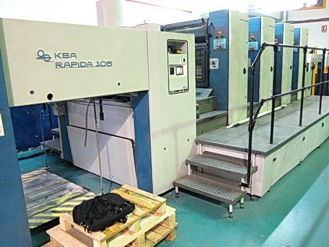KBA 105-4 72 x 105 cm