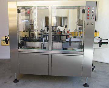 Etimax ETIMAX 5, Labelling machine