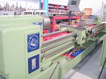 Cazeneuve Engine Lathe Max. 1600 rpm HB575