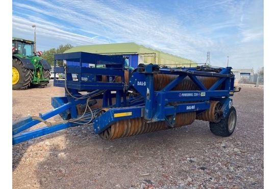 Dalbo 1230 Power Rolls RollerS