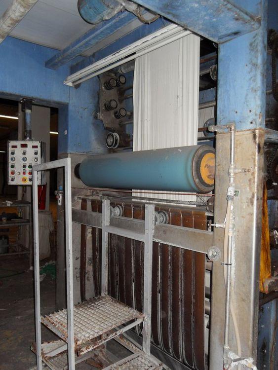 Santex Foulard Squeezing Machine