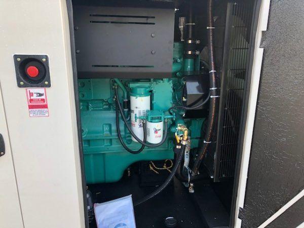 Cummins QSL9-G3 250KW Tier 3 Diesel Generator Set