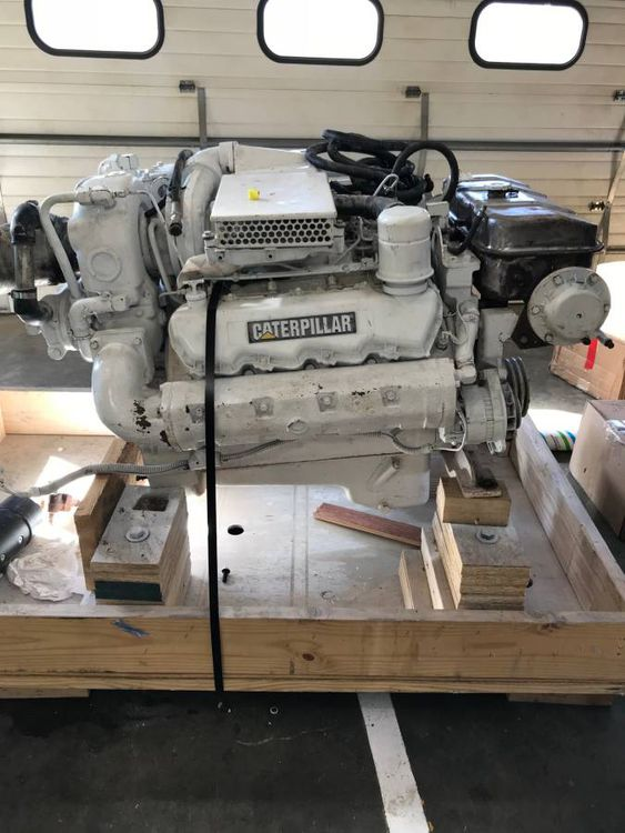 2 CAT 3208 Pair CAT 3208 375HP rebuilt(s)